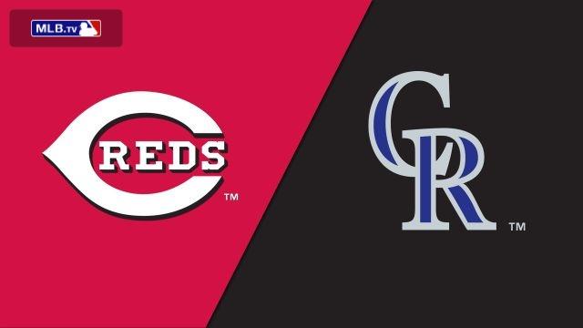 Cincinnati Reds vs. Colorado Rockies