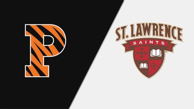 #6 Princeton vs. St. Lawrence (W Hockey)