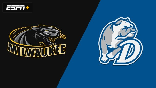 Milwaukee vs. Drake (M Basketball)