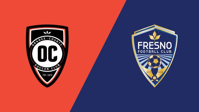 Orange County SC vs. Fresno FC