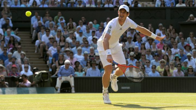 2013 Men's Wimbledon Final
