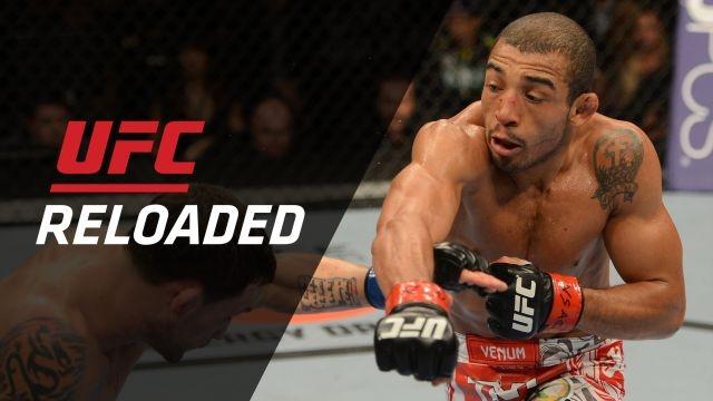 UFC 156: Aldo vs. Edgar 1