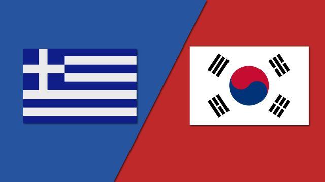 Greece vs. Korea (Group Phase)