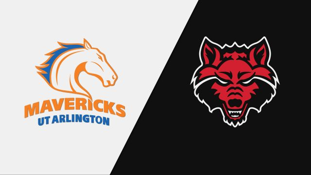 UT Arlington vs. Arkansas State (M Basketball)