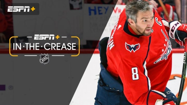 Wed, 2/26 - In the Crease: Ovechkin celebrated for reaching 700 goals