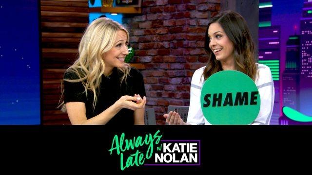 Wed, 12/19 - Always Late w/ Katie Nolan: Same or shame with Nikki Glaser