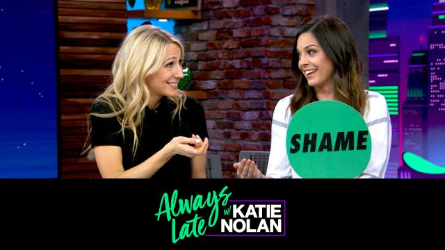 Wed, 12/19 - Always Late w/ Katie Nolan: Same or shame with Nikki Glaser