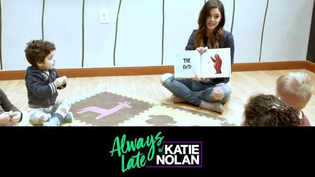 Wed, 3/13 - Always Late w/ Katie Nolan: No money, no problems?