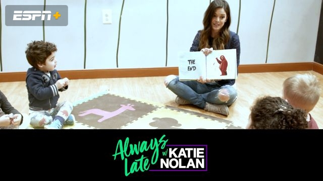Wed, 3/13 - Always Late w/ Katie Nolan: No money, no problems?