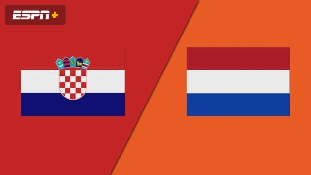 Croatia vs. Netherlands