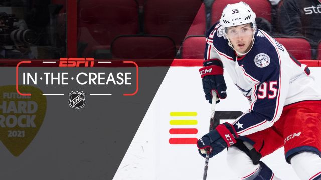 Fri, 2/22 - In the Crease: Duchene debuts for Columbus