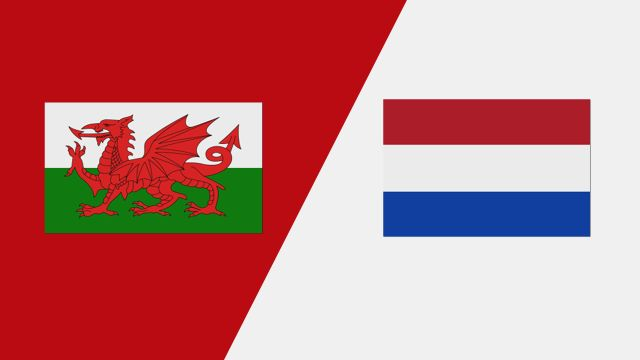 Wales vs. Netherlands (2018 FIL World Lacrosse Championships)
