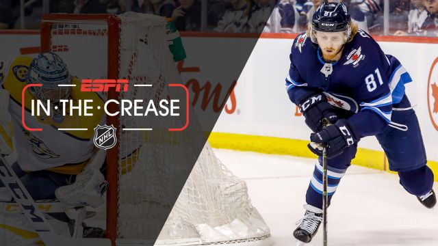 Sat, 3/23 - In the Crease: Jets look to clinch playoff spot