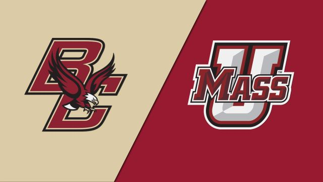 Boston College vs. UMass (Softball)