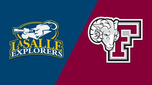 La Salle vs. Fordham (M Basketball)