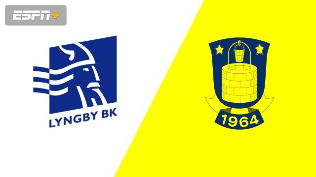Lyngby vs. Brondby IF (Danish Superliga)