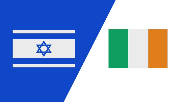 Israel vs. Ireland (2018 FIL World Lacrosse Championship)