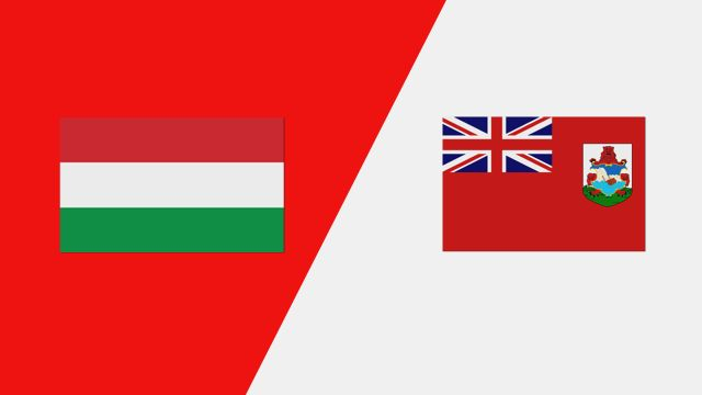 Hungary vs. Bermuda (2018 FIL World Lacrosse Championships)