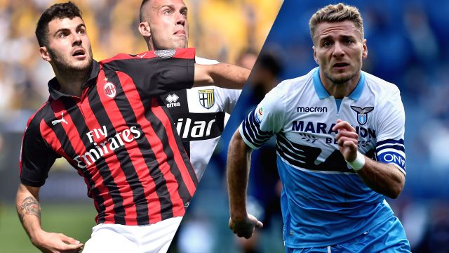 AC Milan vs. Lazio (Semifinals Leg 2) (Coppa Italia)