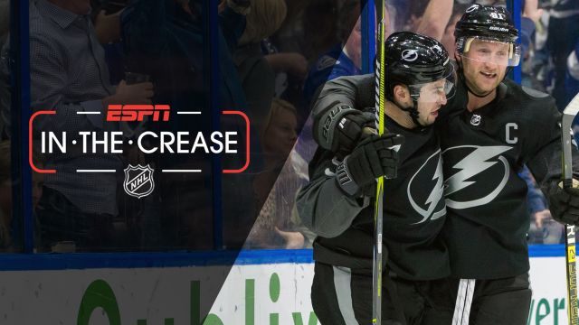 Sat, 2/9 - In the Crease: Lightning keep rolling