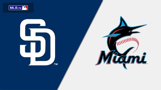 San Diego Padres vs. Miami Marlins