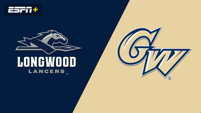 Longwood vs. George Washington (M Basketball)