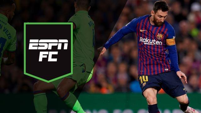 Sat, 4/27 - ESPN FC: Barcelona looks for title