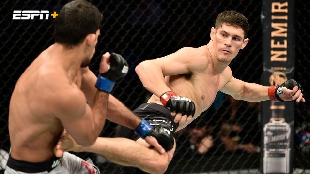 Charles Rosa vs. Manny Bermudez (UFC Fight Night: Reyes vs. Weidman)