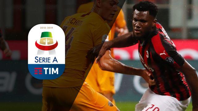 Tue, 9/4 - Serie A Full Impact