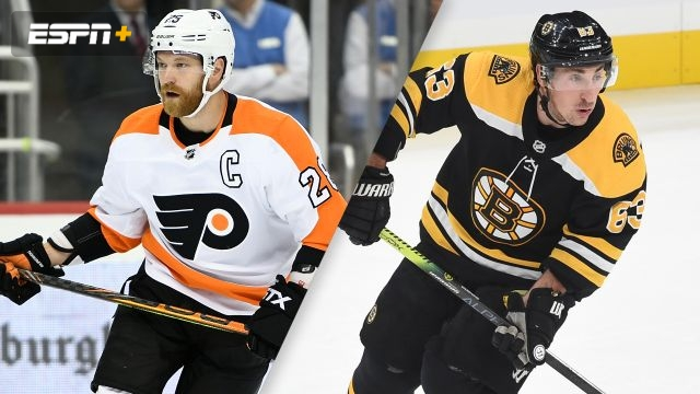 Philadelphia Flyers vs. Boston Bruins