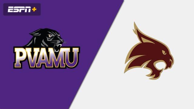 Prairie View A&M vs. Texas State (M Basketball)