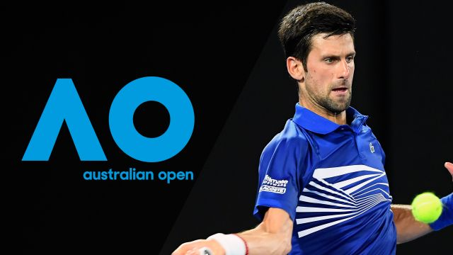 Thu, 1/17 - Australian Open Highlight Show