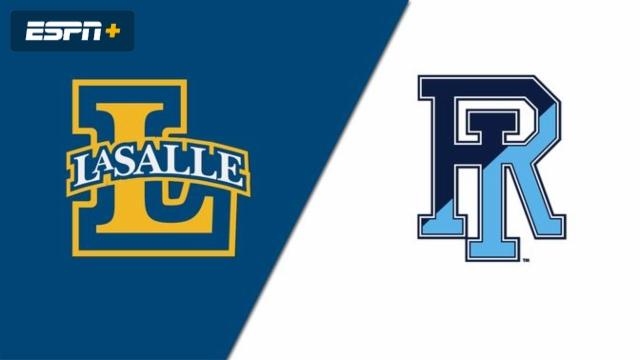 La Salle vs. Rhode Island (W Basketball)