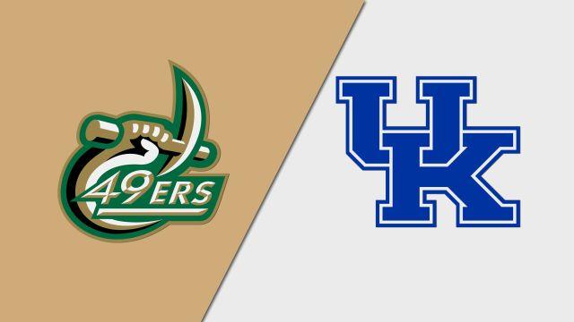 #14 Charlotte vs. #3 Kentucky (Championship) (C-USA Men's Soccer Championship)