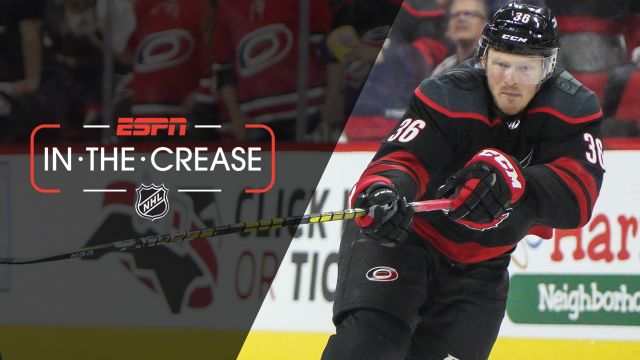 Tue, 4/23 - In the Crease: Hurricanes aim to force Game 7