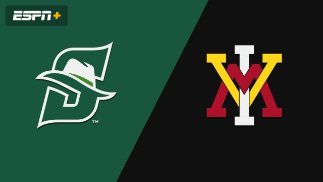Stetson vs. VMI (M Basketball)