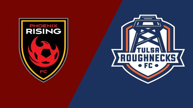Phoenix Rising FC vs. Tulsa Roughnecks FC