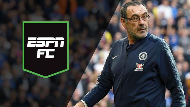 Mon, 2/25 - ESPN FC: Chelsea's Cup final fallout