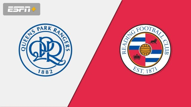 Queens Park Rangers vs. Reading (English League Championship)