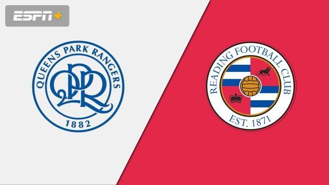 Queens Park Rangers vs. Reading (English League Championship)