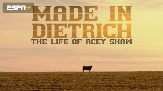Made In Dietrich: The Life of Acey Shaw