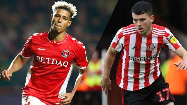 Charlton Athletic vs. Sunderland (Playoff Final) (English League One)