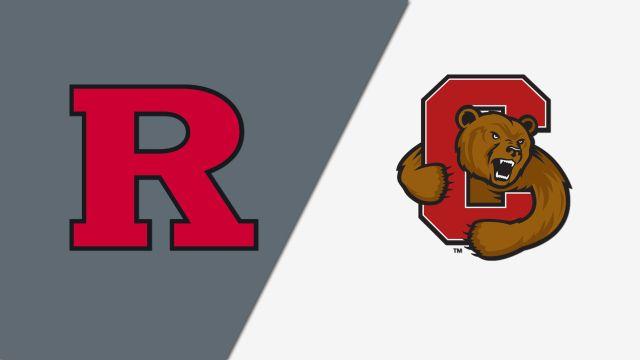 Rutgers vs. Cornell (W Gymnastics)