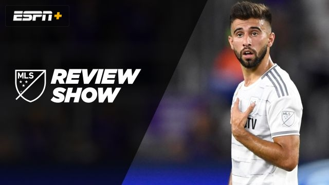 Mon, 9/9 - MLS Review: Teams playing for playoff spots