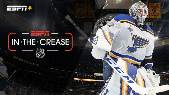 Thu, 5/30 - In the Crease: Blues look to even series