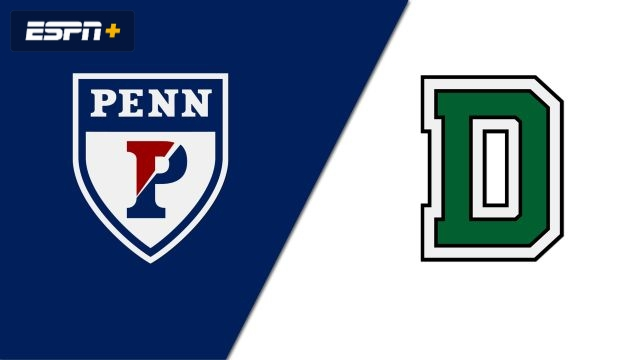 Pennsylvania vs. Dartmouth (W Volleyball)