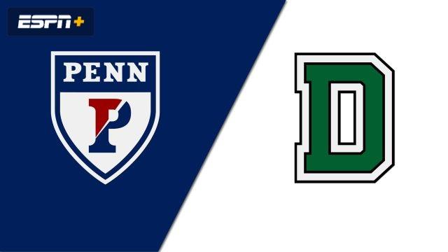 Pennsylvania vs. Dartmouth (W Volleyball)