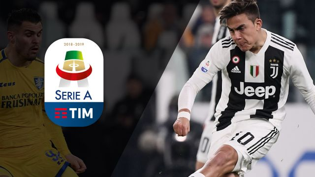 Tue, 2/19 - Serie A Full Impact: Juventus looks to keep rolling