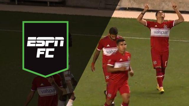 Thu, 7/19 - ESPN FC