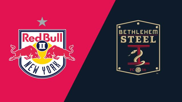 New York Red Bulls II vs. Bethlehem Steel FC
